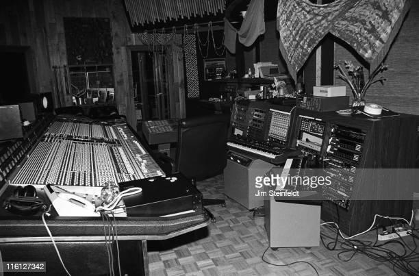 Prince's Paisley Park Studios in Chanhassen Minnesota in 1988