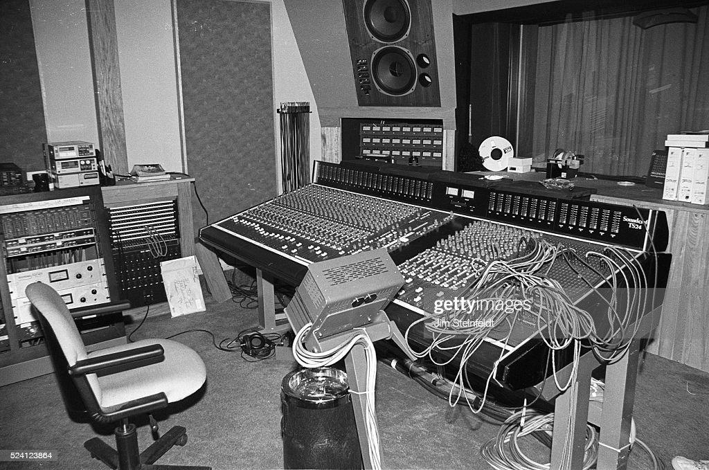 Paisley Park Studios : News Photo