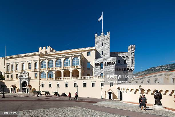 Prince?s Palace of Monaco