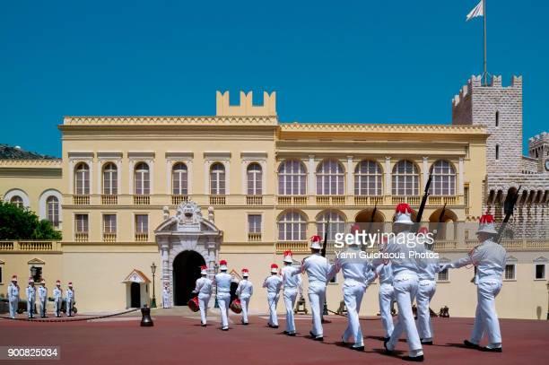 Prince's Palace of Monaco, Principality of Monaco, French Riviera