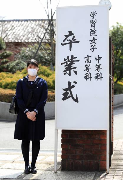 JPN: Princess Aiko Graduates High School