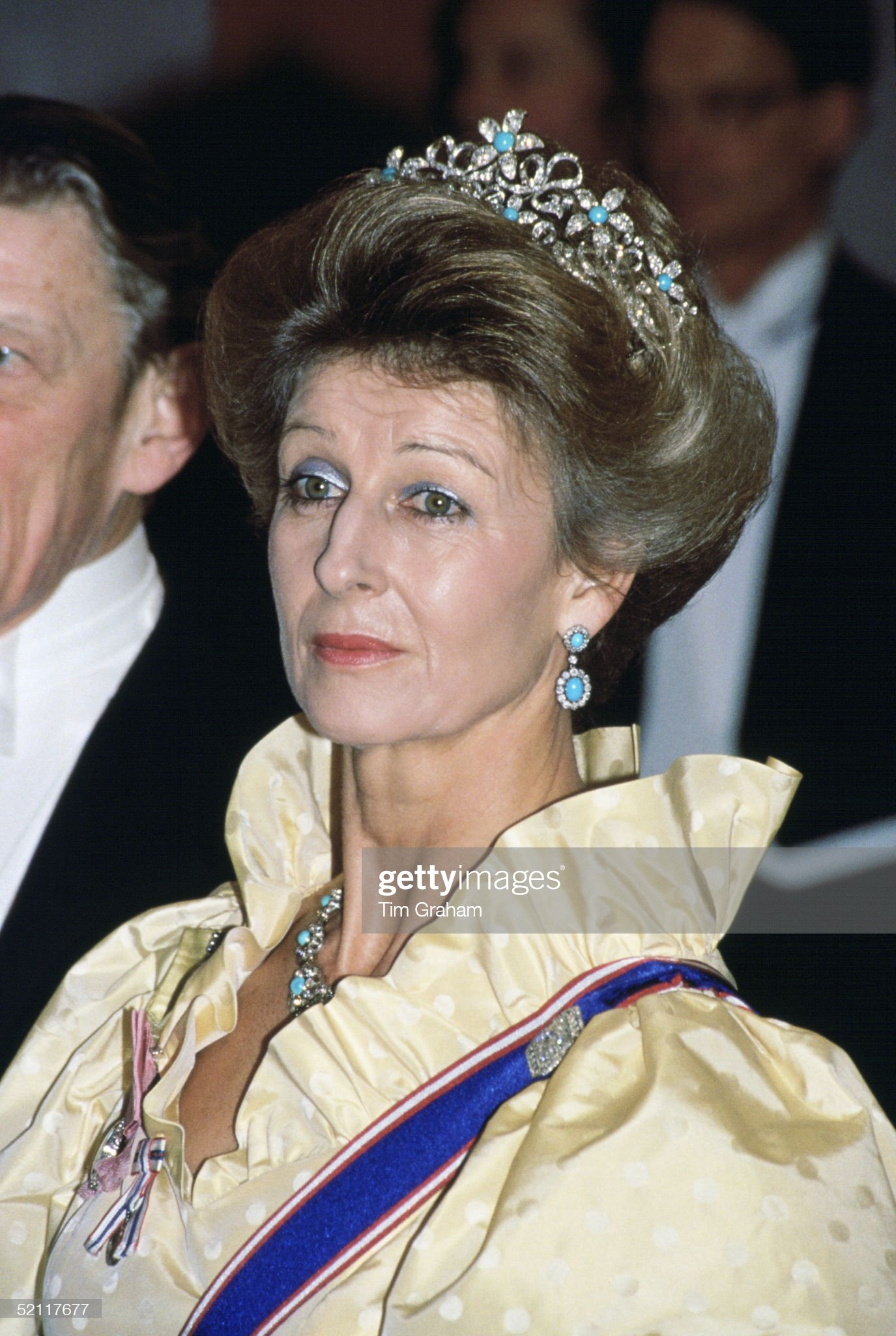 Princess Alexandra Guildhall Banquet : News Photo