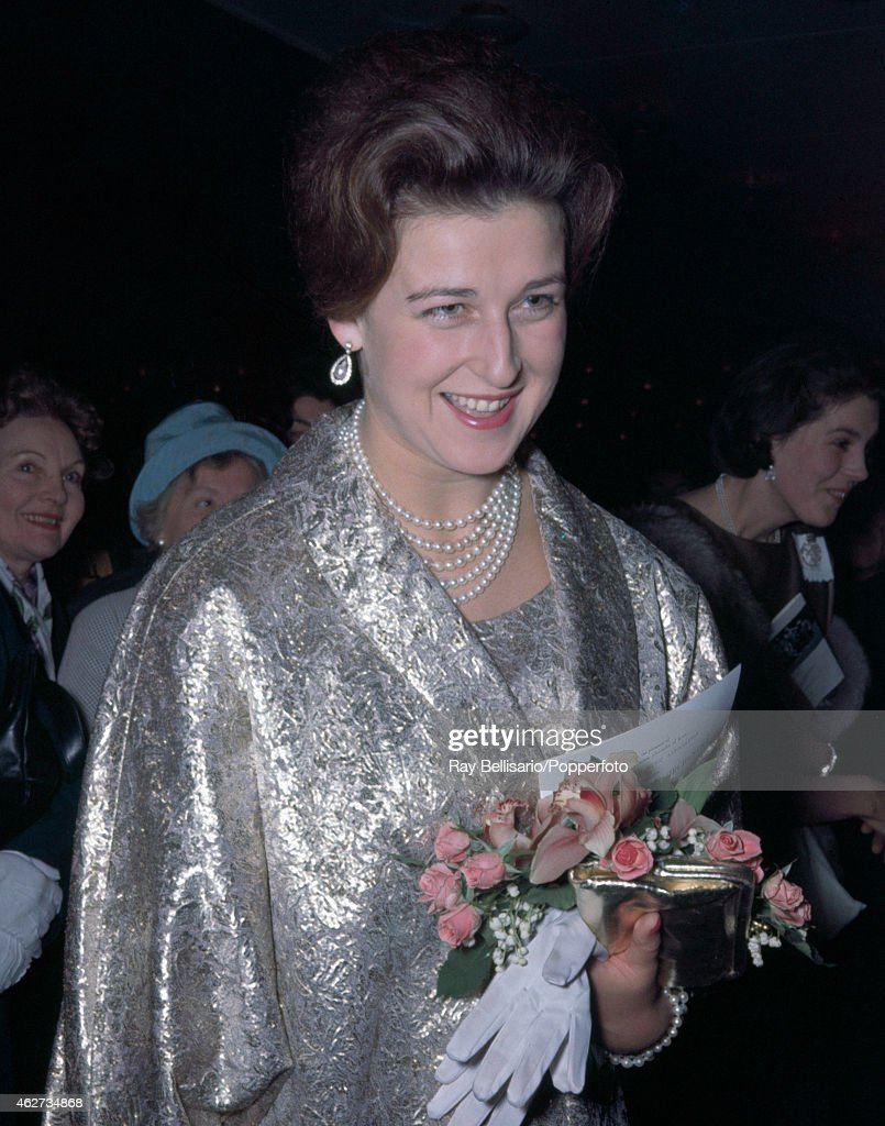 Princess Alexandra In London : News Photo