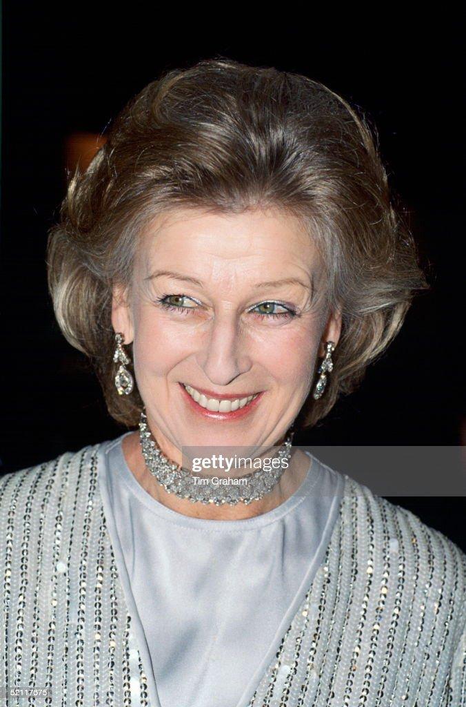 Princess Alexandra Portrait : News Photo