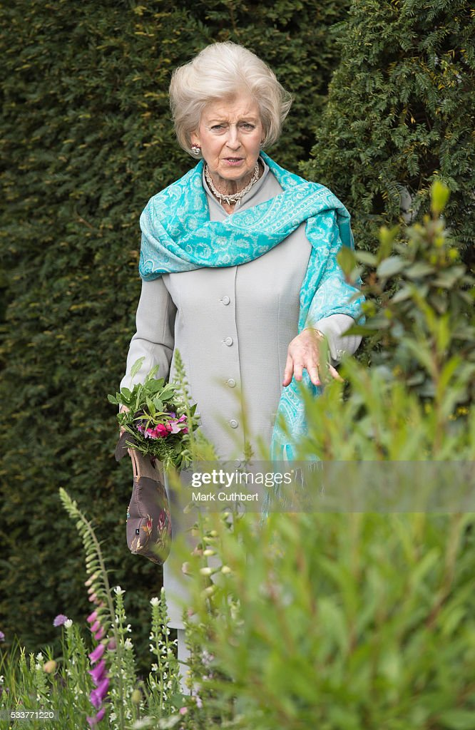 Princess alexandra attends chelsea flower show press day at royal news photo getty images - Royal flower show ...
