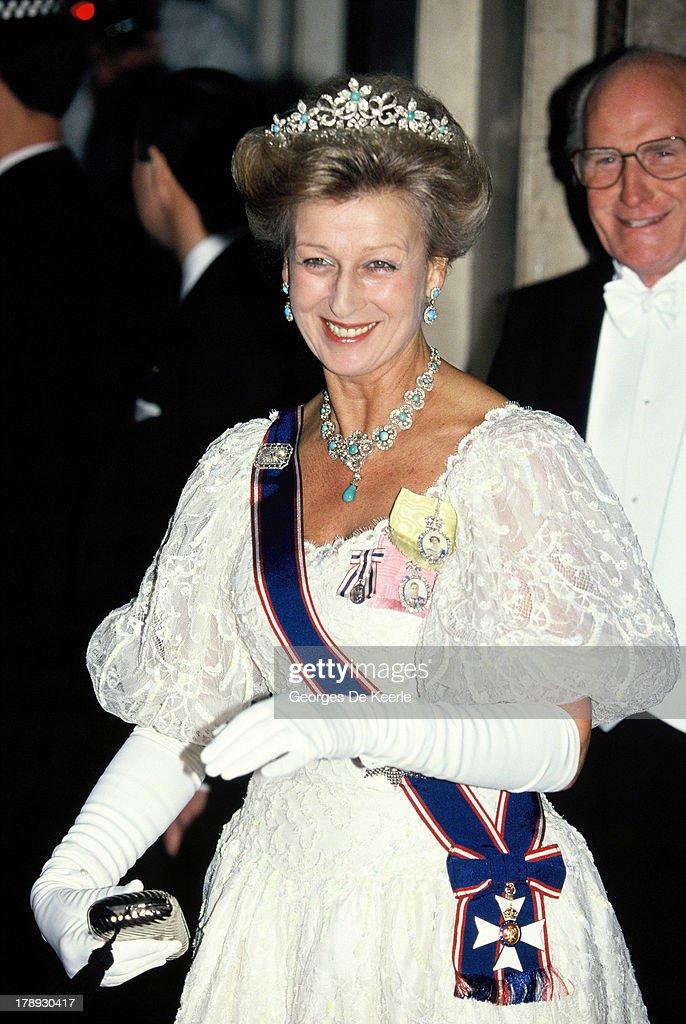 Princess Alexandra : News Photo