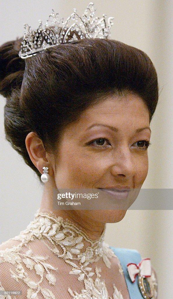 Princess Alexandra Of Denmark : News Photo