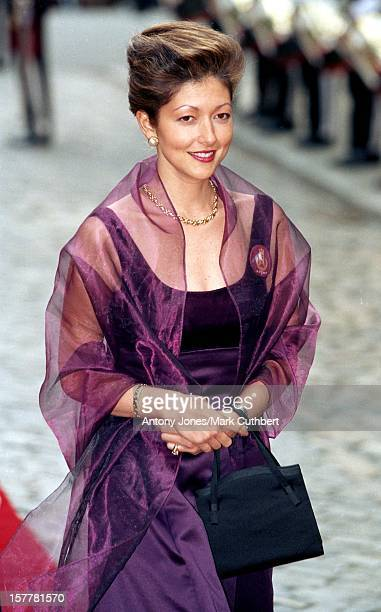 Princess Alexandra Of Denmark Attends King Harald Queen Sonja'S 60Th Birthday Celebrations In NorwayGala Dinner At The Royal Residence Stiftgarden In...