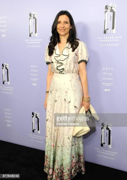 Princess Alexandra of Greece, Alexandra Mirzayantz attends 2018 Fragrance Foundation Awards at Alice Tully Hall at Lincoln Center on June 12, 2018 in...