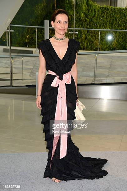 Princess Alexandra of Greece attends 2013 CFDA Fashion Awards at Alice Tully Hall on June 3, 2013 in New York City.