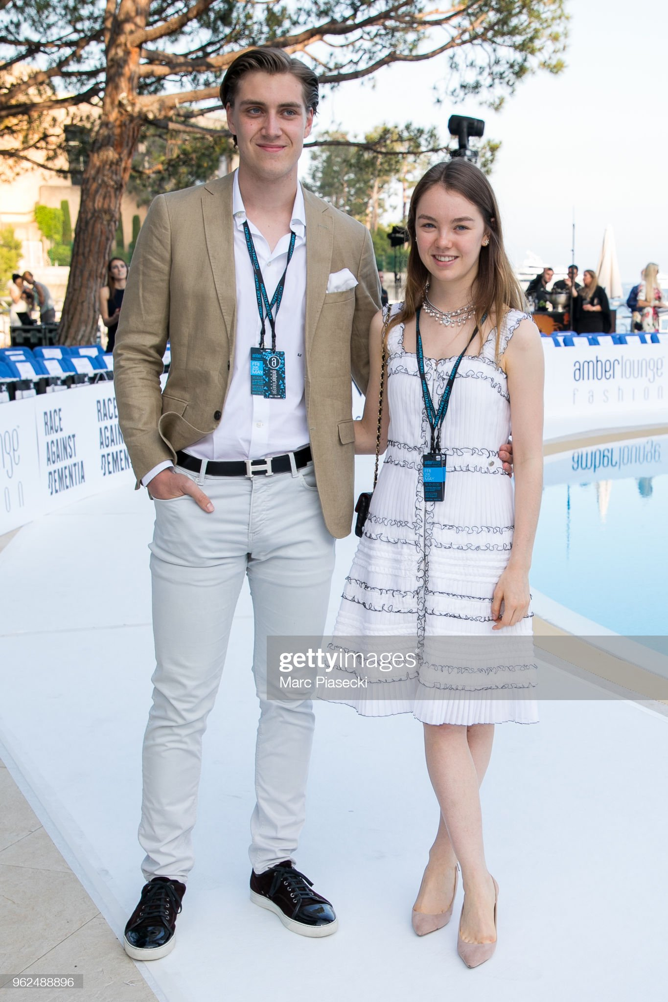 Amber Lounge 2018 Unite Fashion Show In Monaco : News Photo