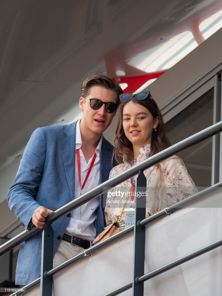 MCO: Celebrities At F1 Grand Prix of Monaco - Qualifying