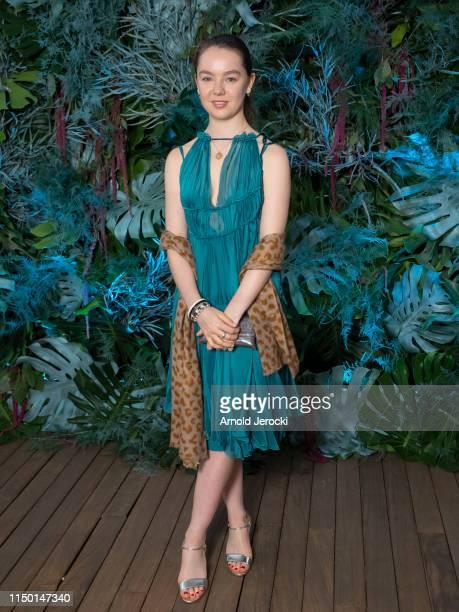 Princess Alexandra of Hanover attends the Alberta Ferretti Cruise 2020 Collection At Monaco Yacht Club on May 18, 2019 in Monte-Carlo, Monaco.