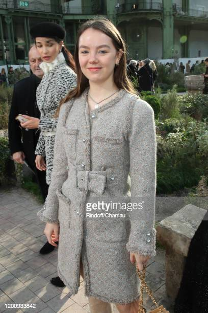 Princess Alexandra of Hanover attends the Chanel Haute Couture Spring/Summer 2020 show as part of Paris Fashion Week on January 21, 2020 in Paris,...