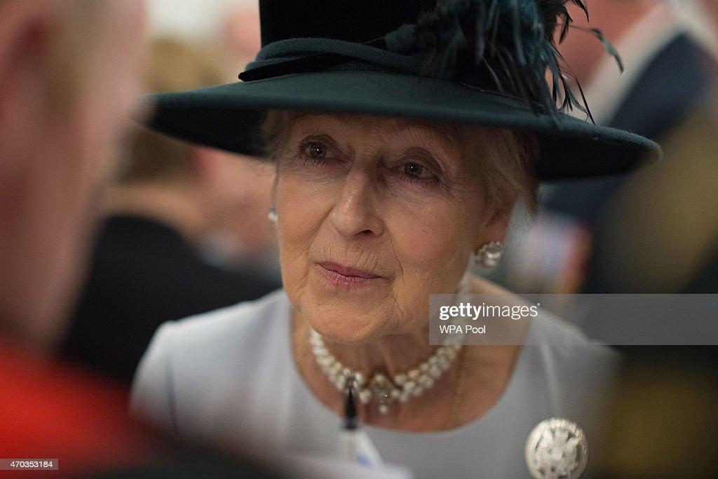 The Queen, Duke Of Edinburgh And Princess Alexandra Attend Reception At Canada House : News Photo