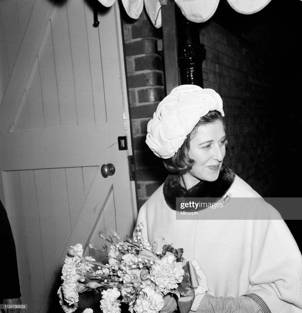 Princess Alexandra of Kent : News Photo