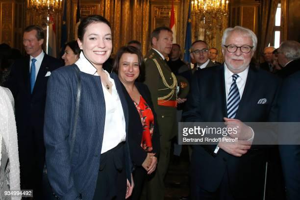 Von luxemburg alexandra Archduchess Marie