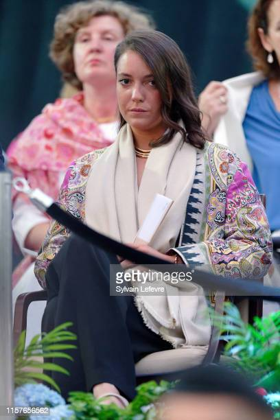 Princess Alexandra of Luxembourg celebrates National Day on June 22, 2019 in Luxembourg, Luxembourg.