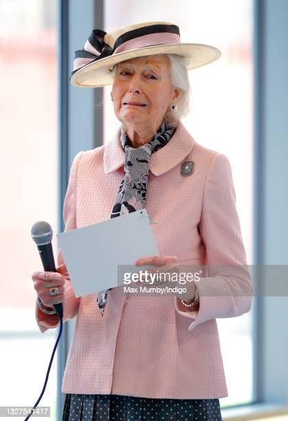 Princess Alexandra visits the Guide Dogs for the Blind Association to open their new south west regional centre and celebrate the charity's 90th...