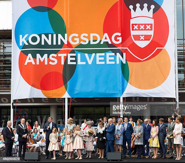 Princess Alexia King WillemAlexander Queen Maxima Princess Ariane Princess CatharinaAmalia Princess Beatrix Prince Pieter Christiaan Princess...