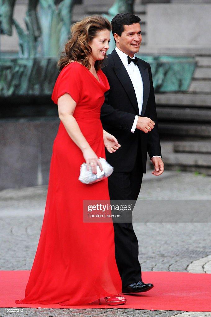 Crown Princess Victoria & Daniel Westling: Pre Wedding Dinner - Arrivals