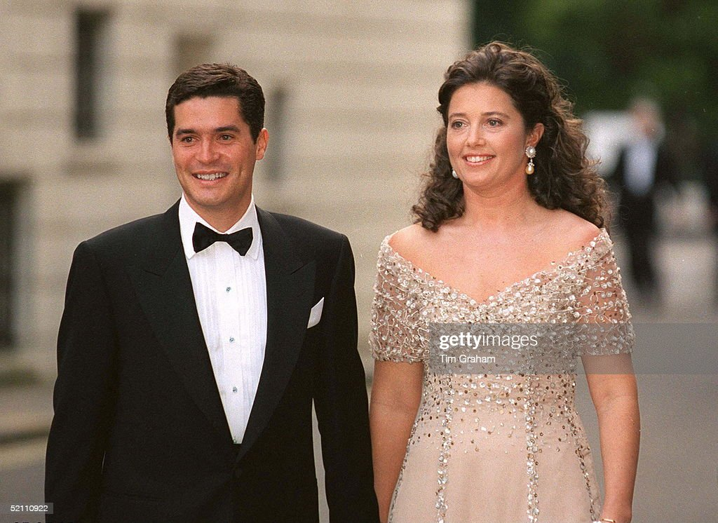 Alexia Of Greece And Carlos Quintana : News Photo