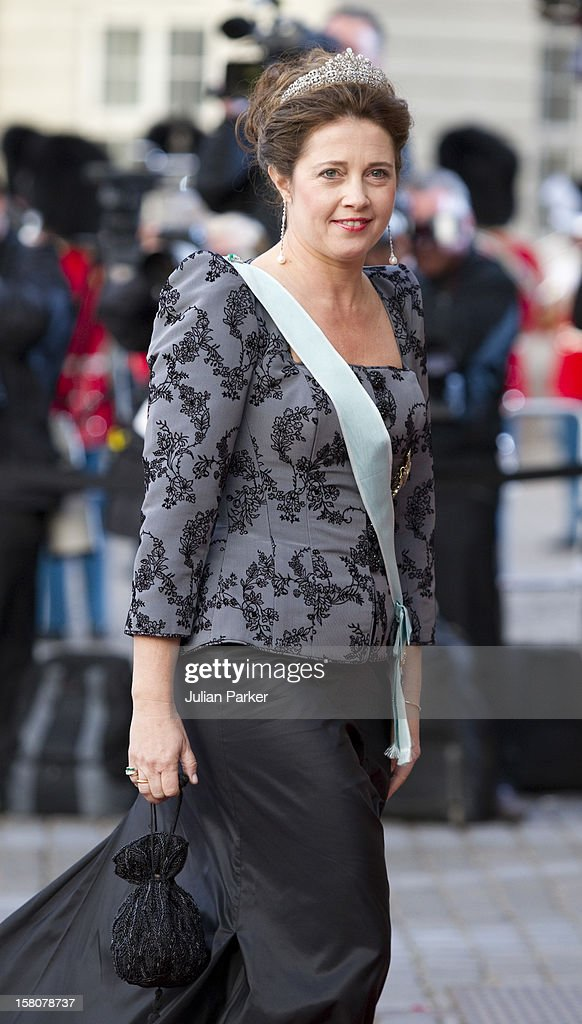 Royals Attend Gala Performance In Copenhagen : News Photo