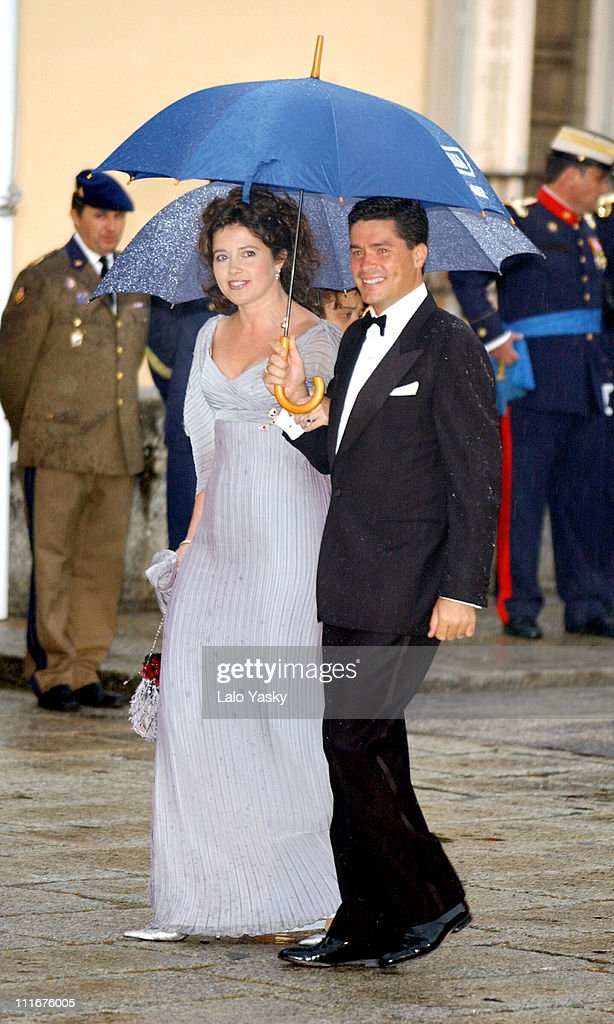 The Pre-Wedding Royal Dinner Gala For Crown Prince Felipe Of Spain