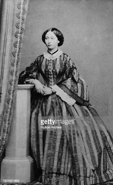 Princess Alice daughter of Queen Victoria who became Grand Duchess of Hesse in 1862