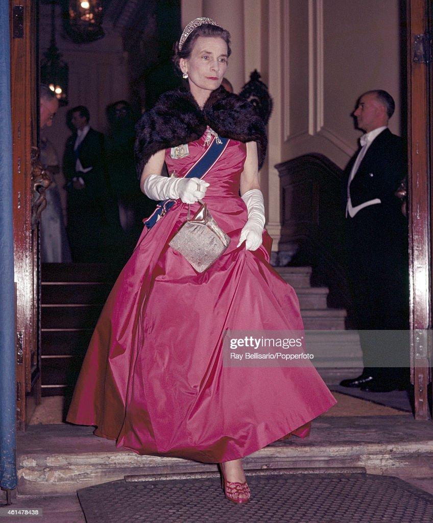Princess Alice - Duchess Of Gloucester : News Photo