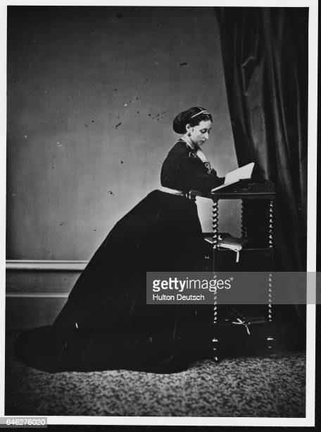 Princess Alice Grand Duchess of Hesse She is the wife of Ludwig IV Grand Duke of Hesse and daughter of Queen Victoria of England