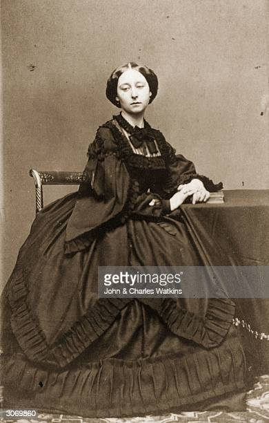 Princess Alice Maud Mary daughter of Queen Victoria and later Grand Duchess of HesseDarmstadt