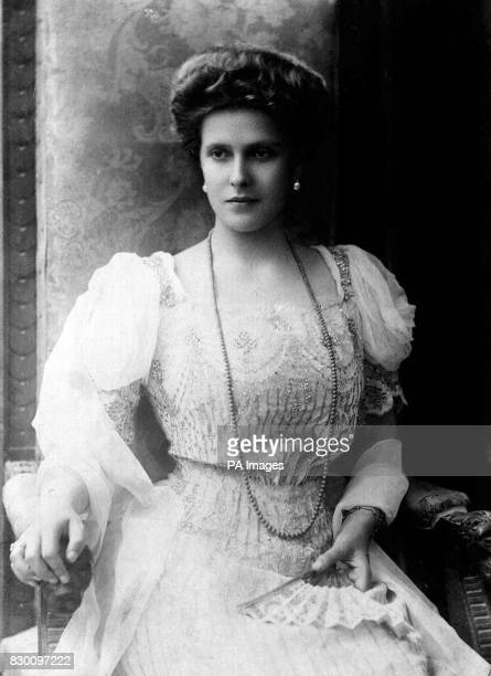Princess Alice of Greece, wife of Prince Andrew, and the mother of the Duke of Edinburgh.