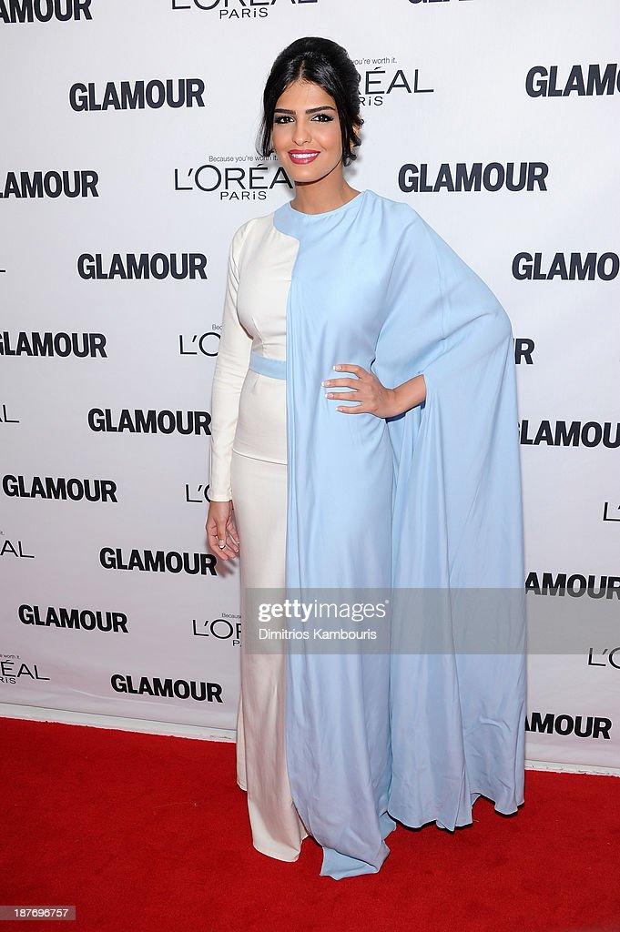 Princess Ameera Al-Taweel attends Glamour's 23rd annual Women of the Year awards on November 11, 2013 in New York City.
