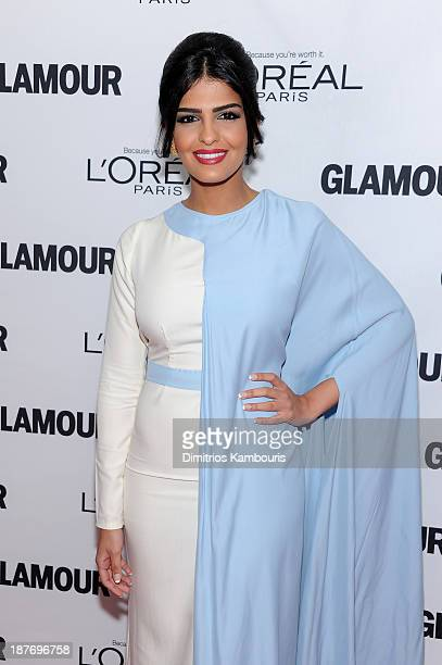 Princess Ameera AlTaweel attends Glamour's 23rd annual Women of the Year awards on November 11 2013 in New York City