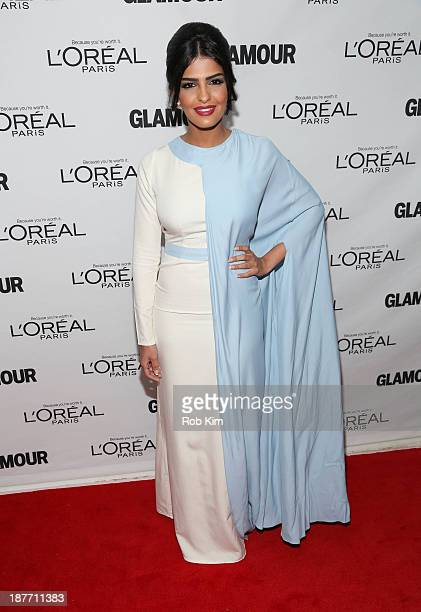 Princess Ameera alTaweel attends the Glamour Magazine 23rd annual Women Of The Year gala on November 11 2013 in New York United States