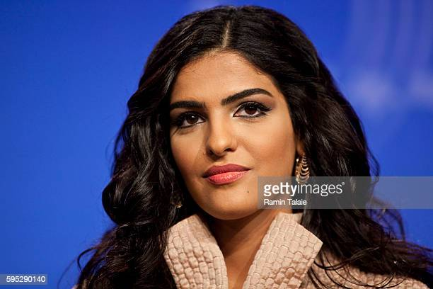 Princess Ameerah AlTaweel VP of the board of Alwaleed Bin Talal Foundation listens at the Clinton Global Initiative annual meeting in New York on...