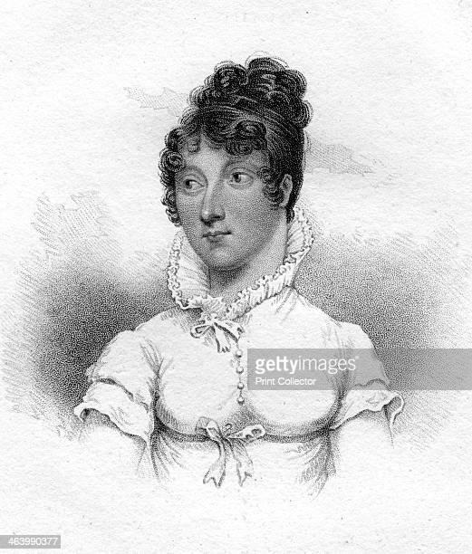 Princess Amelia, . Princess Amelia was the sixth daughter of King George III.