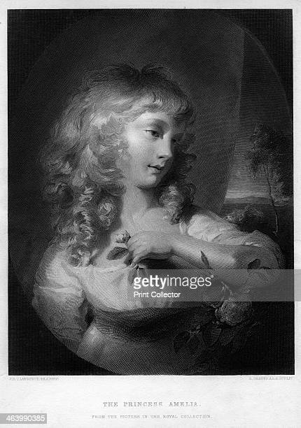 Princess Amelia Princess Amelia was the sixth daughter of King George III