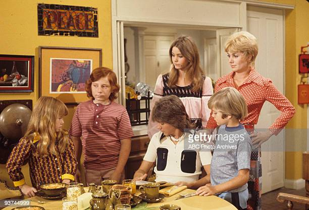FAMILY Princess and the Partridge 9/29/72 Suzanne Crough Danny Bonaduce David Cassidy Susan Dey Brian Forster Shirley Jones