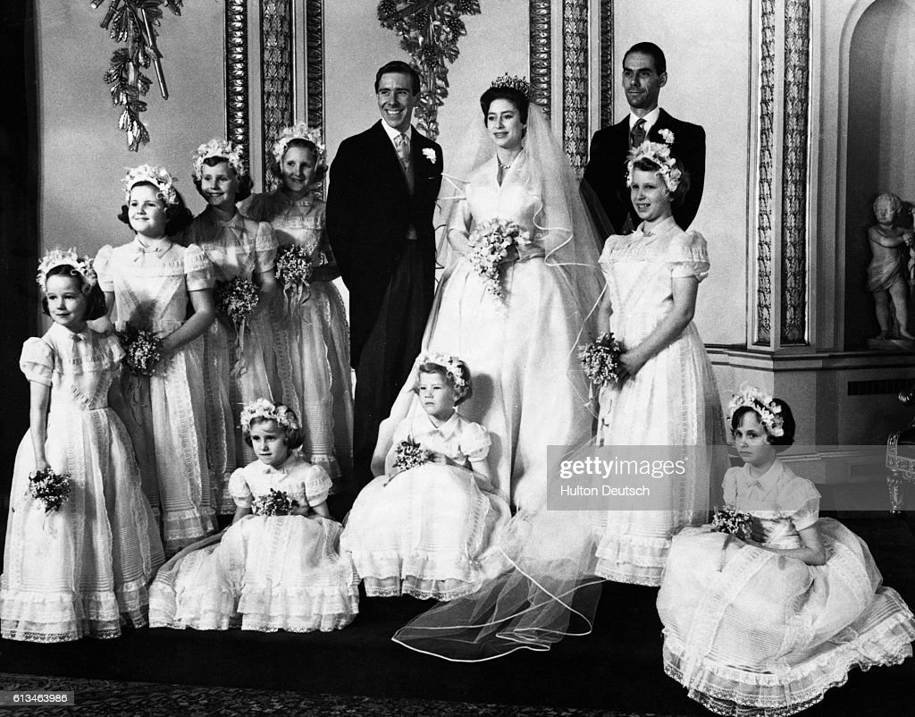 Princess Margaret\'s Wedding Pictures | Getty Images