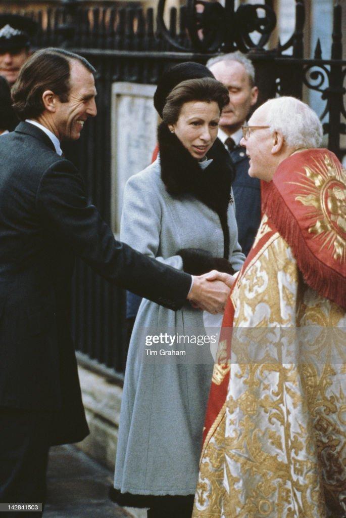 Princess Anne : News Photo