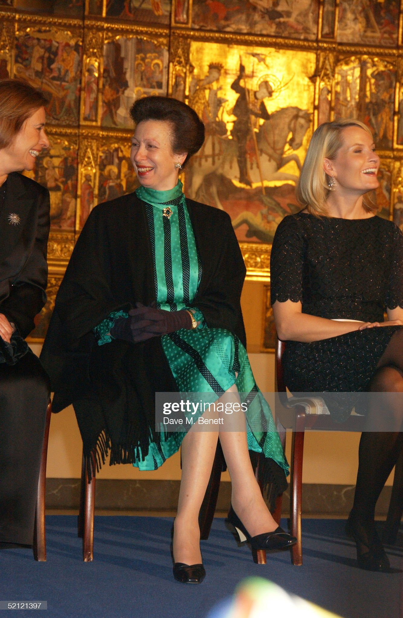 """Style and Splendour: Queen Maud of Norway's Wardrobe"" - Private View : News Photo"