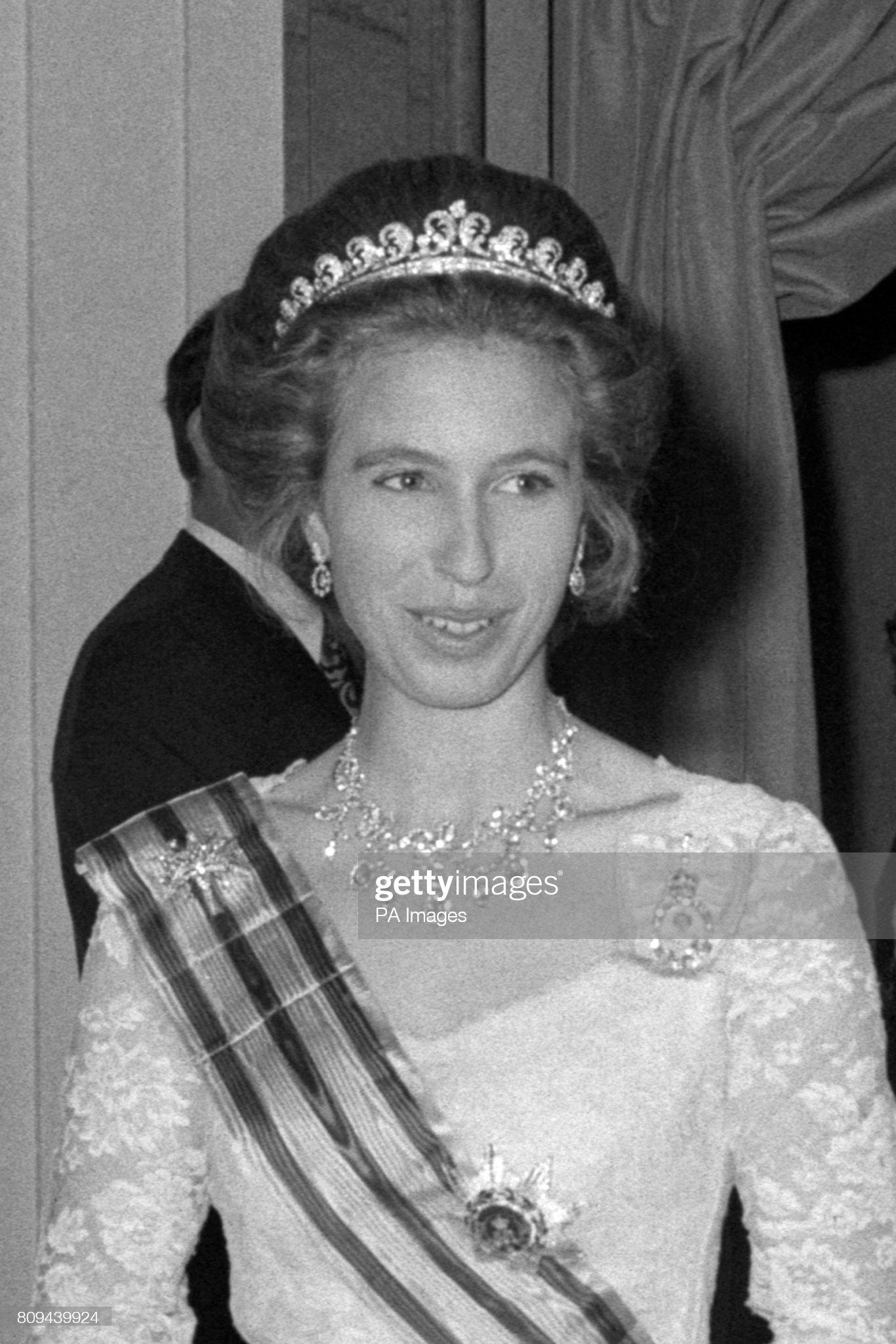 Royalty - Grand Duke of Luxembourg Banquet - Claridge's : News Photo