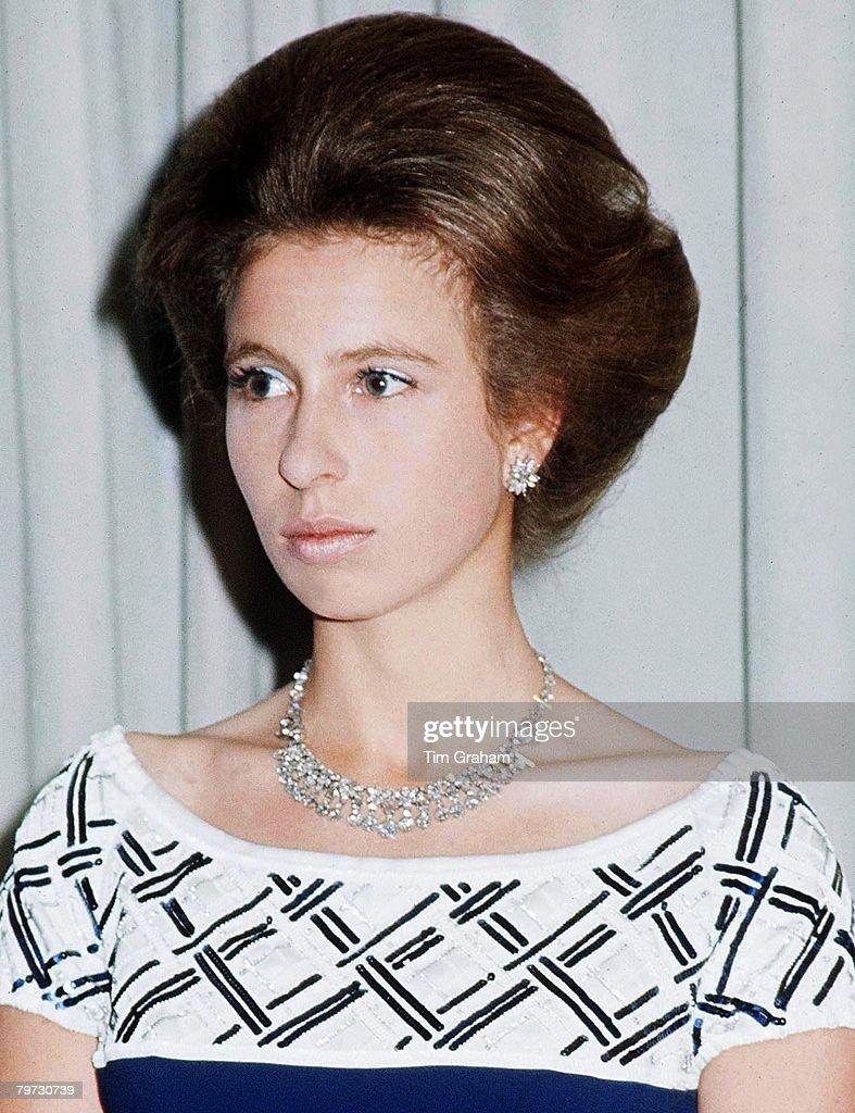 Princess Anne at a Gala in Berlin : News Photo