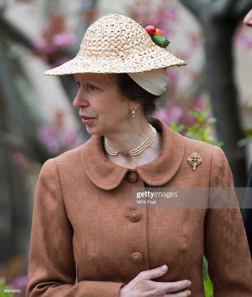Royal Family Attend Easter Service At Windsor Castle : News Photo