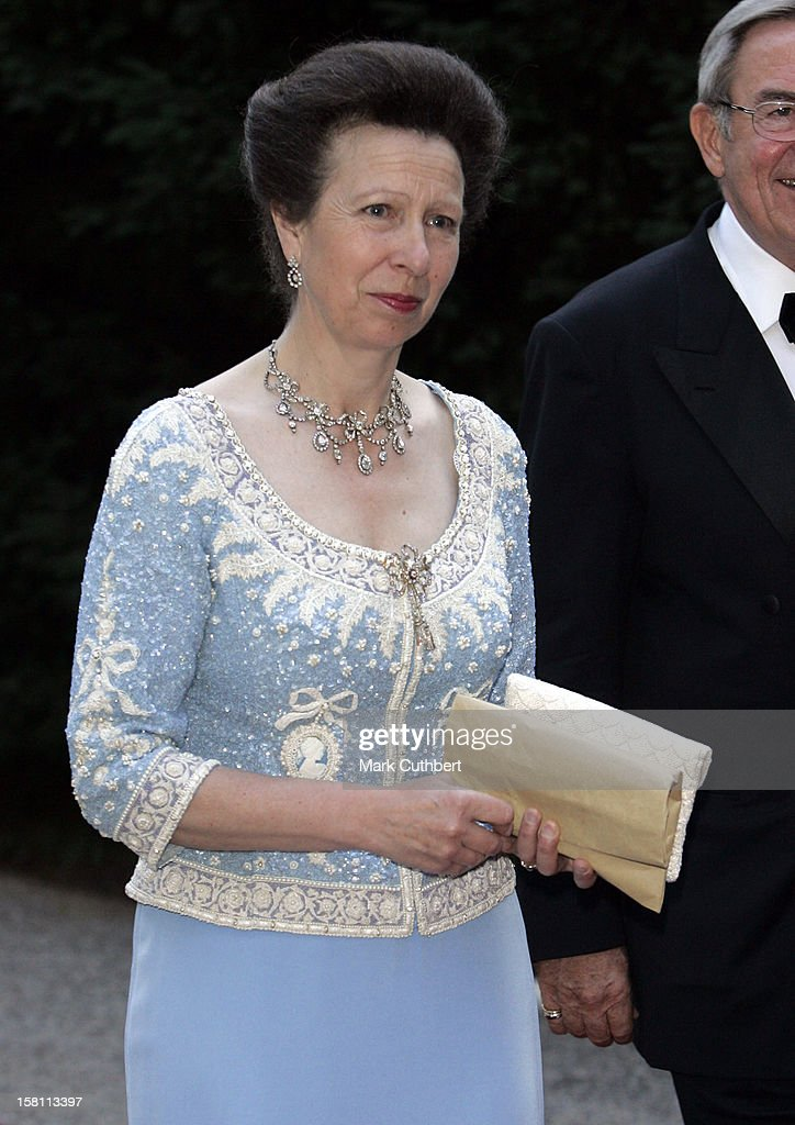Silver Wedding Anniversary Celebrations Of Grand Duke Henri & Grand Duchess Maria-Theresa : News Photo