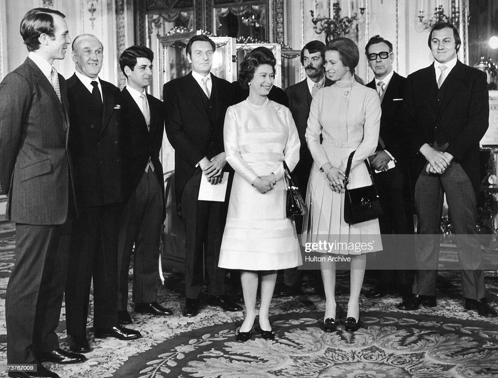 Royal Guests : News Photo