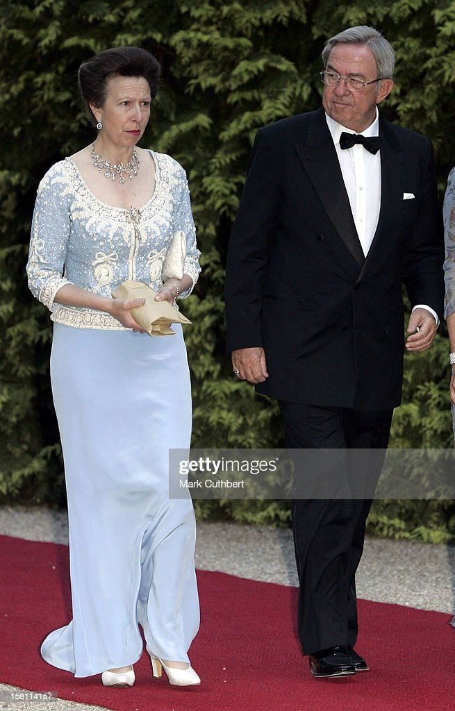 Silver Wedding Anniversary Celebrations Of Grand Duke Henri & Grand Duchess Maria-Theresa : News Photo