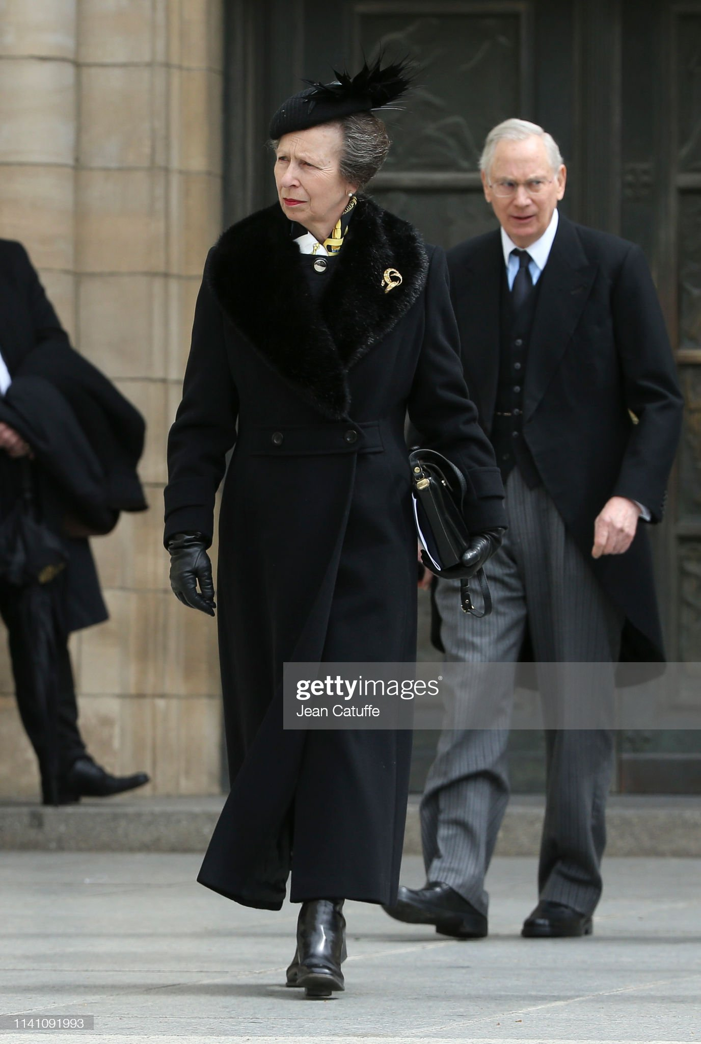 Похороны Великого Герцога Жана https://media.gettyimages.com/photos/princess-anne-leaves-the-funeral-of-grand-duke-jean-of-luxembourg-at-picture-id1141091993?s=2048x2048